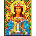 Рисунок для вышивания бисером Каролинка КБИ-5059  «Ирина» А5