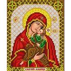 Рисунок для вышивания бисером Благовест  И-5027 ПБ Взыграние младенца 13,5*17