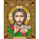 Рисунок для вышивания бисером Благовест  И-5095  Господь Вседержитель 13,5*17