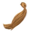 Волосы для кукол (трессы) В-45 см L-30 см TBY36821 русый  (уп 2 шт)