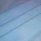 Ткань 50*50 см лен гл.краш. 30%лен, 70%хлопок  цв..20 голубой