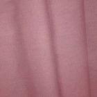 Ткань 50*50 см лен гл.краш. 30%лен, 70%хлопок  цв..40 розовый
