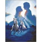 Набор для вышивания HP S-034  «Дух любви» 35*47 см