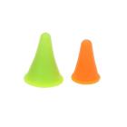 Наконечники для спиц 1,3-1,8 1161164 пластик (уп 12 шт) микс