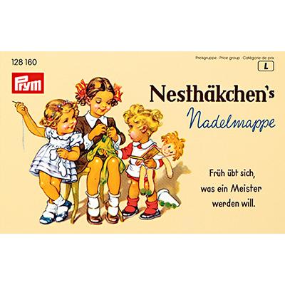 Иглы ручные PRYM 128160 «Малыш» для шитья и штопки (наб. 29 шт.) в интернет-магазине Швейпрофи.рф