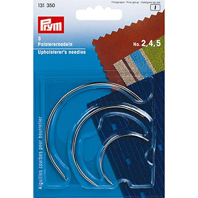 Иглы ручные PRYM 131350 изогнутые в интернет-магазине Швейпрофи.рф