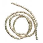 Проволока декоративная (трунцал) д.3 мм ТК003НН3  антич.серебро (уп 5 гр)