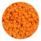 Астра бисер (уп. 20 г) М05 оранжевый матовый