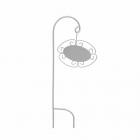 Декор MET-068 Металл вывеска садовая миниатюра 5*3,5*17,5 см