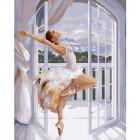 Набор для раскрашивания Фрея PNB/R1 №106 «Балерина у окна»