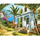 Набор для раскрашивания Фрея PNB/R1 №121 «Райский уголок»