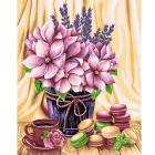 Набор для раскрашивания Фрея PNB/R1 №124 «Жду тебя к чаю!»