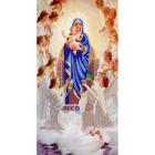 Рисунок на ткани «Конек 1244 Пение ангелов» 25*45 см