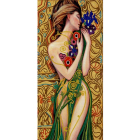 Рисунок на ткани «Конек 8482 Каприз» 25*45 см