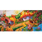 Рисунок на ткани «Конек 9919 Хуторок» 25*45 см