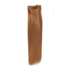 Волосы для кукол (трессы) Прямые 2294900 длина 25 см ширина 100 см цв.28 русый