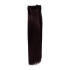 Волосы для кукол (трессы) Прямые 2294906 длина 25 см ширина 100 см цв.6А шатен