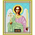 Рисунок для вышивания бисером Каролинка КБИ-4029 «Ангел-Хранитель» 19*23 см