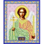 Рисунок для вышивания бисером Каролинка КБИ-5029  «Ангел Хранитель» А5