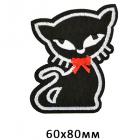 Термоаппликация TBY.CH08 «Кот»