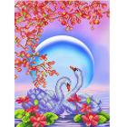 Рисунок для вышивания бисером Благовест К-4060 Сакура 25*20 см