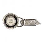 Крючок шубный 0309 ч. никель 7710612