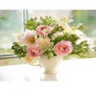 Набор для раскрашивания Molly КН0769 (KH0243)  «Букет невесты» 15*20 см