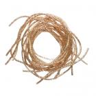 Проволока декоративная (трунцал) д.1,5 мм ТК005НН1 золото (уп 5 гр) 553418