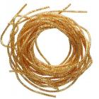 Проволока декоративная (трунцал) д.1,5 мм ТК006НН1 т.золото (уп 5 гр) 553419