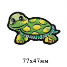 Термоаппликация HP 7724468 «Черепашка-малыш» 7,7*4,7 см