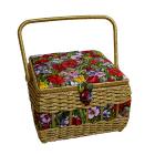 Шкатулка BN-4463 «Полевые цветы» квадрат28*28*20,5 см 484835