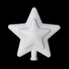 Заготовка для декора «Звезда двойная» 8,5 см (7707402)