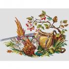 Набор для вышивания Panna ОС-0397 «Сюжет с фазаном» 45*33 см