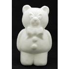 Заготовка для декора «Медведь» h=18 см