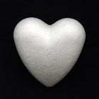 Заготовка для декора «Сердце» 7 см