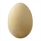 Заготовка для декора «Яйцо» дерев. h=10 см (680672)