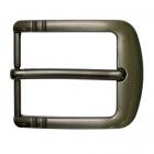 Пряжка 2AS-016 шир. 40 мм метал. т. никель