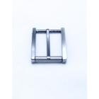Пряжка Микрон GB1284 шир. 35 мм 55*45 мм 14 шлиф. т. никель