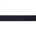 Тесьма брючная 15 мм 05297 №031 чёрно-синий уп. 25 м