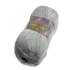 Пряжа Лана люкс 800 (Himalaya Lana Lux 800),  100 г/ 800  74635 серый