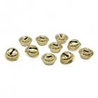 Колокольчик 16 мм 2AR239 золото 7727103