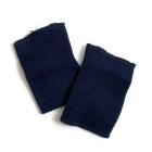 Манжеты трикотаж п/ш 7.5 * 11 см т. синий