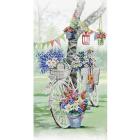 Рисунок на ткани «Конек 1274 Прованский праздник» 25*45 см