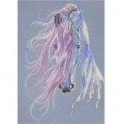 Рисунок на ткани «Конек 8481 Навстречу ветру» 29*39 см