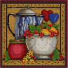 Рисунок на ткани «Конек 9683 Кухня 1» 25*25 см