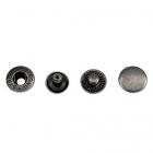 Кнопки №61 15 мм (с пруж.) «альфа» (уп. 720 шт.) т.никель