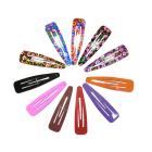 Зажим для волос ТИК-ТАК 6 см разноцветные уп.10-12шт