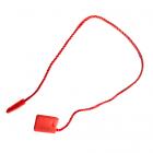Микропломба 15 см №1085 (148) красный уп. 100 шт.