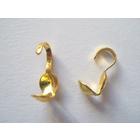 Зажим для узла Zlatka DU-01 золото