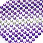 серебро  +  сиреневый  +  фиолетовый